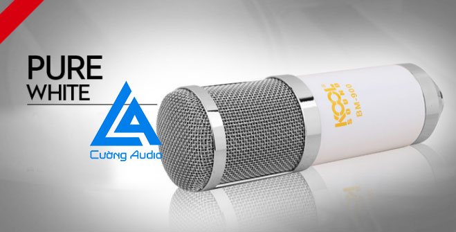 Micro thu âm BM 900 Kool Sound chuyên nghiệp chất lượng dùng tại nhà