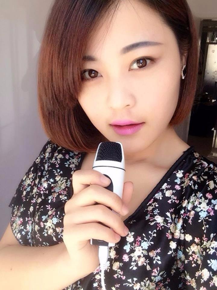 Micro hát karaoke trên điện thoại di động, smartphone MC 919 giá rẻ