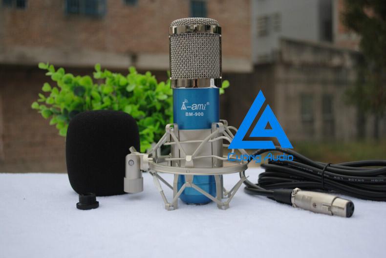 Micro thu âm AMI BM 900 chuyên nghiệp chính hãng