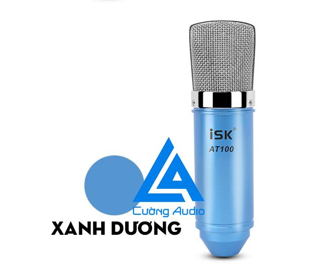 Micro thu âm ISK AT100 hát karaoke, hát live stream đầy hấp dẫn