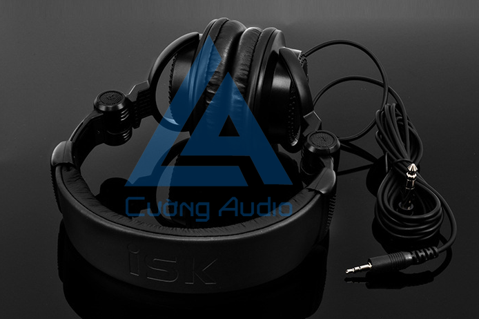 Tai nghe kiểm âm ISK HP-960B chính hãng giá rẻ đáng để nghe