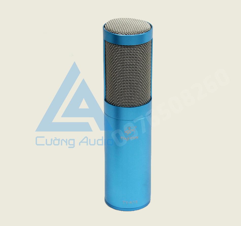 Micro thu âm Tianyun TY-K15 có nổi bật trong phân khúc giá rẻ
